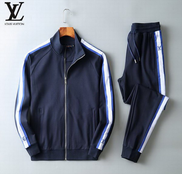Louis Vuitton Tracksuit Mens ID:202011b174