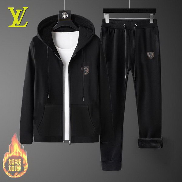 Louis Vuitton Tracksuit Mens ID:202011b176