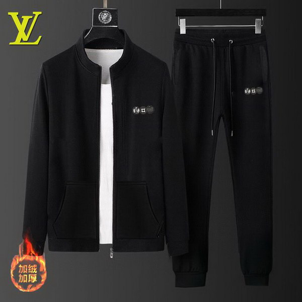 Louis Vuitton Tracksuit Mens ID:202011b177