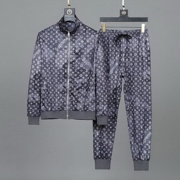 Louis Vuitton Tracksuit Mens ID:202011b168