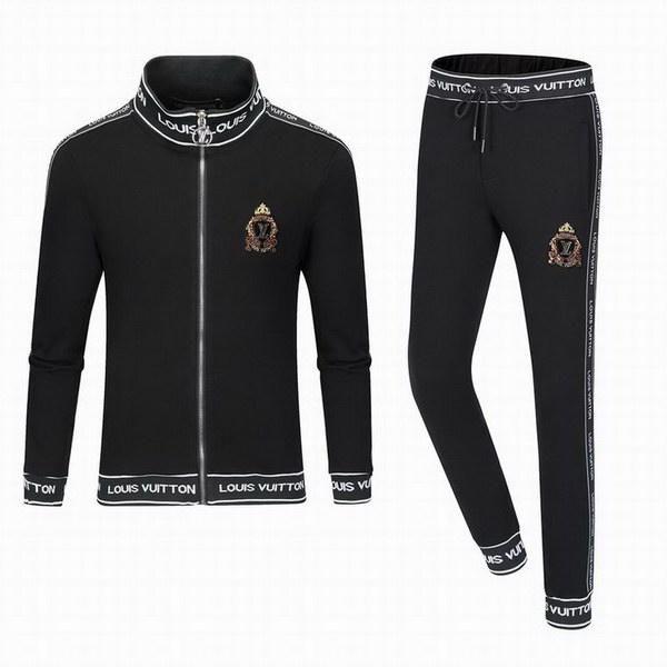 Louis Vuitton Tracksuit Mens ID:202011b169