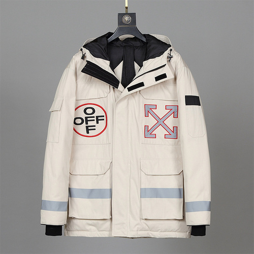 Off White Down Jacket Mens ID:202011b208