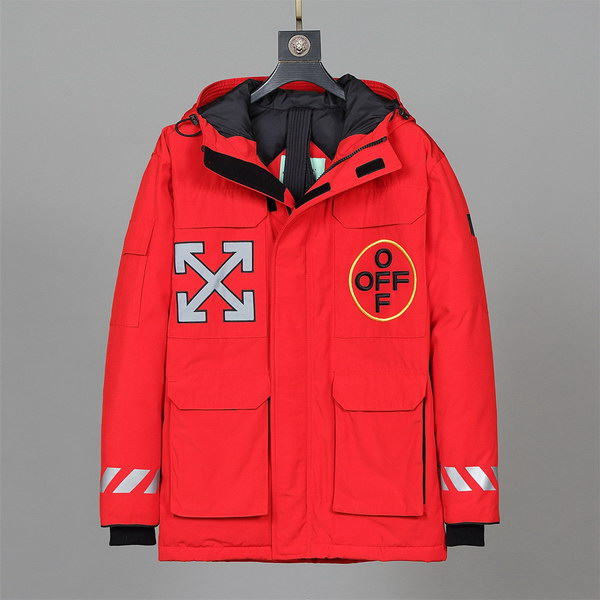 Off White Down Jacket Mens ID:202011b209