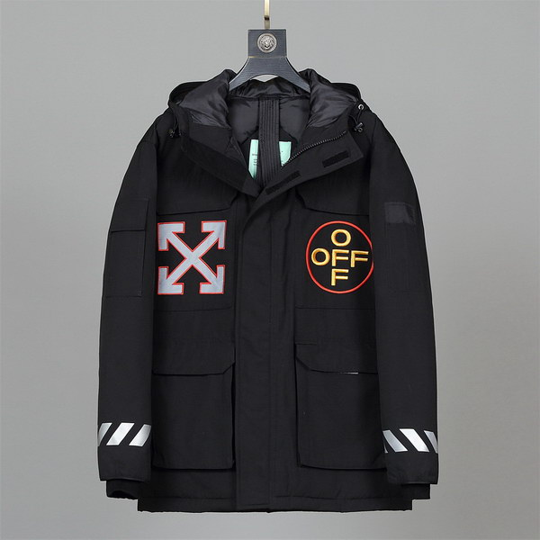 Off White Down Jacket Mens ID:202011b210