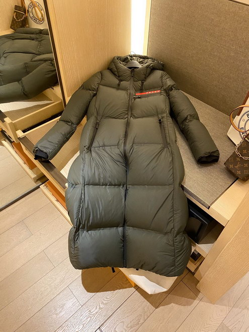 Prada Down Jacket 2020 Wmns ID:202011a107
