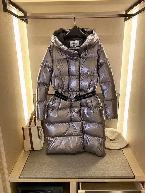 Prada Down Jacket 2020 Wmns ID:202011a111