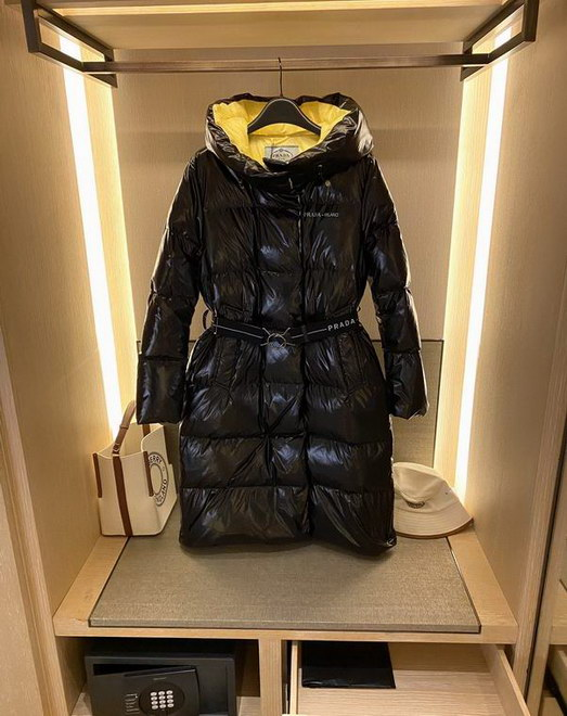 Prada Down Jacket 2020 Wmns ID:202011a112