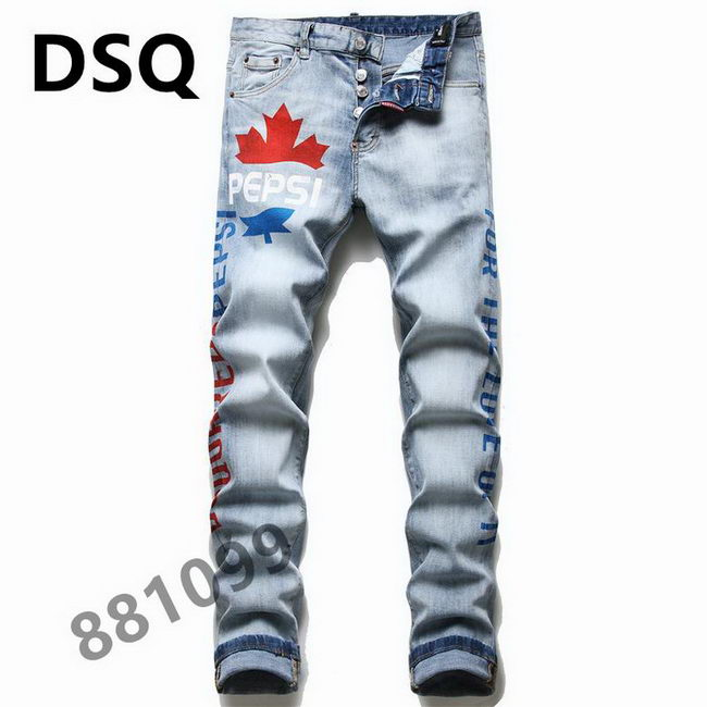 DSquared D2 Jeans Mens ID:202103c17