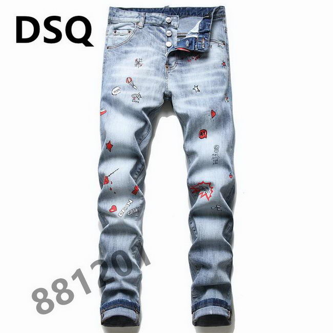 DSquared D2 Jeans Mens ID:202103c19