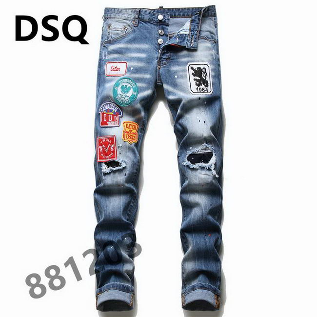 DSquared D2 Jeans Mens ID:202103c20