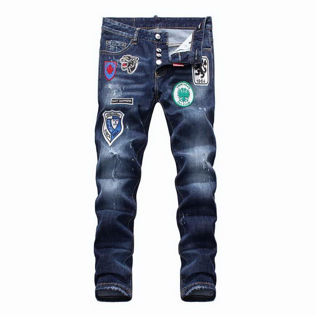 DSquared D2 Jeans Mens ID:202103c46