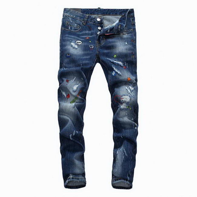DSquared D2 Jeans Mens ID:202103c54