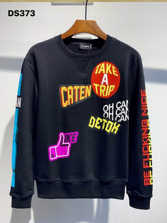 DSquared D2 Sweatshirt Mens ID:202103c218