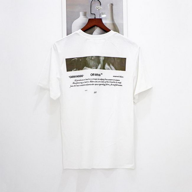 Off White T-shirt Mens ID:202103b712