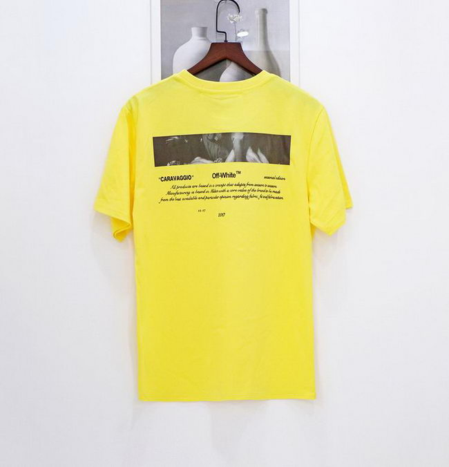 Off White T-shirt Mens ID:202103b713