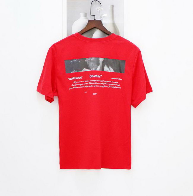 Off White T-shirt Mens ID:202103b714