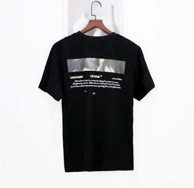 Off White T-shirt Mens ID:202103b715