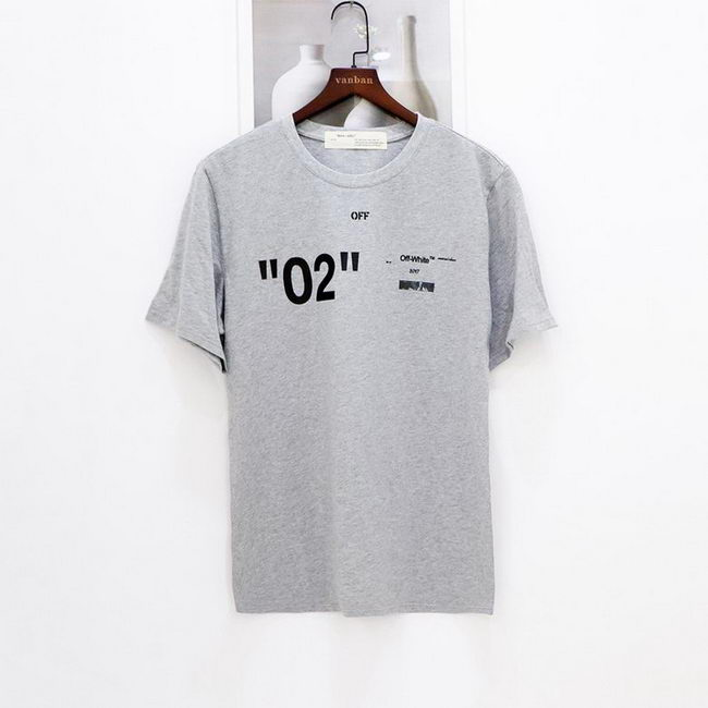 Off White T-shirt Mens ID:202103b716