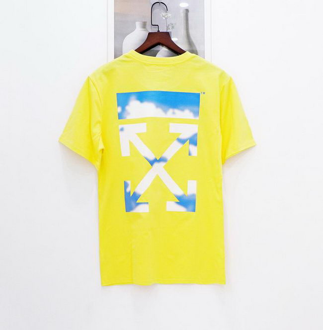 Off White T-shirt Mens ID:202103b722