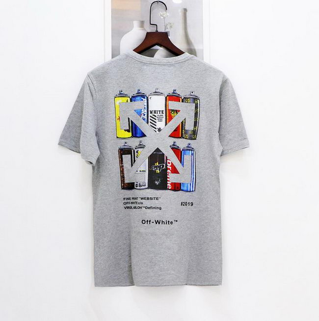 Off White T-shirt Mens ID:202103b727