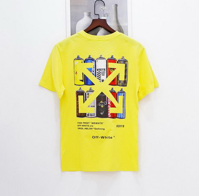 Off White T-shirt Mens ID:202103b728
