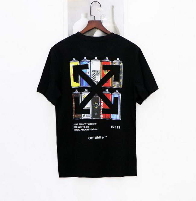 Off White T-shirt Mens ID:202103b729