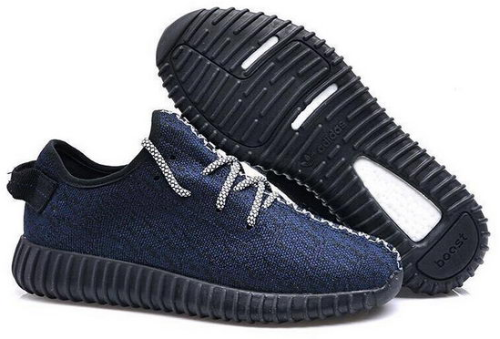 Adidas Yeezy 350 Boost Mens Navy