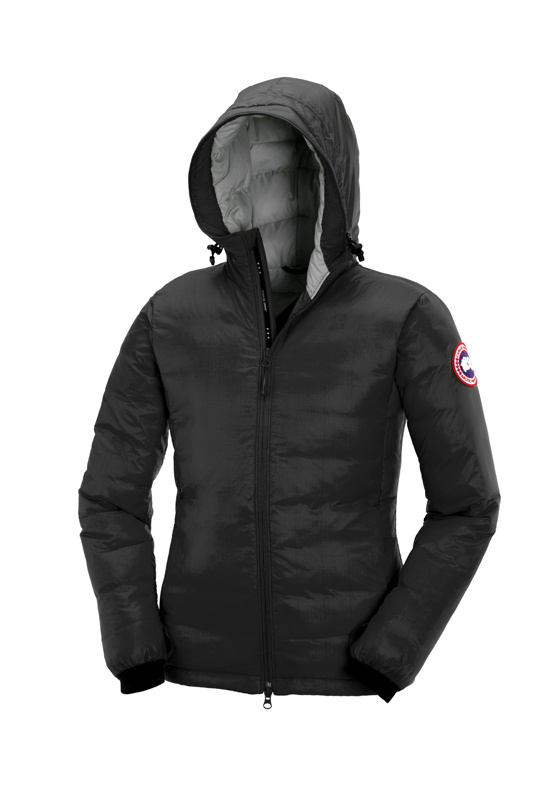 Canada Goose Camp Hoody Black Wmns