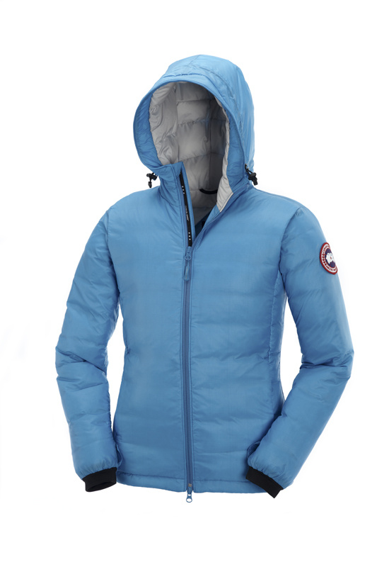 Canada Goose Camp Hoody Blue Wmns