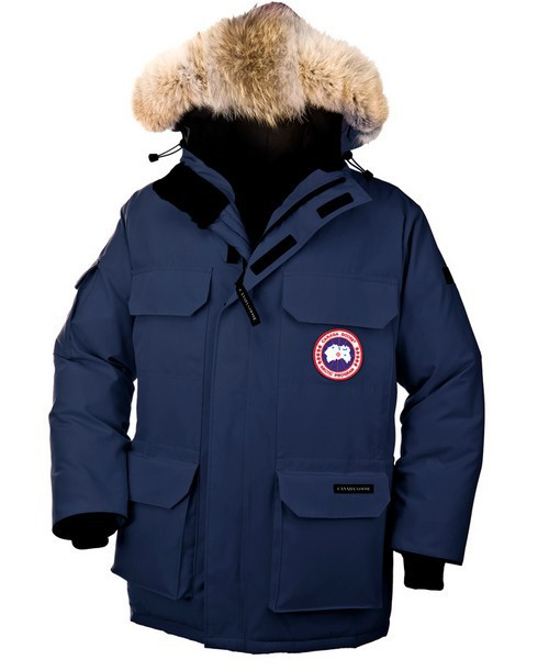 Canada Goose Expedition Parka Navy Mens