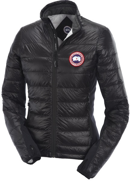 Canada Goose Hybridge Jacket Black Wmns