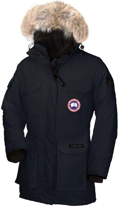 Canada Goose Expedition Parka Navy Wmns