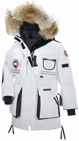 Canada Goose Snow Mantra Jacket White Wmns
