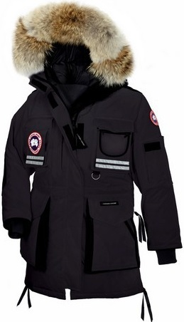 Canada Goose Snow Mantra Jacket Black Wmns