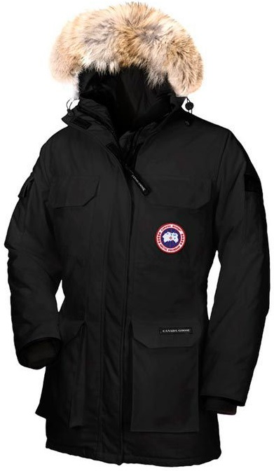 Canada Goose Expedition Parka Black Wmns