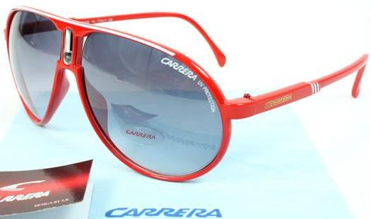 Carrera Sunglasses Nr. 01 Red