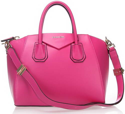 Givenchy Antigona Bag Pink