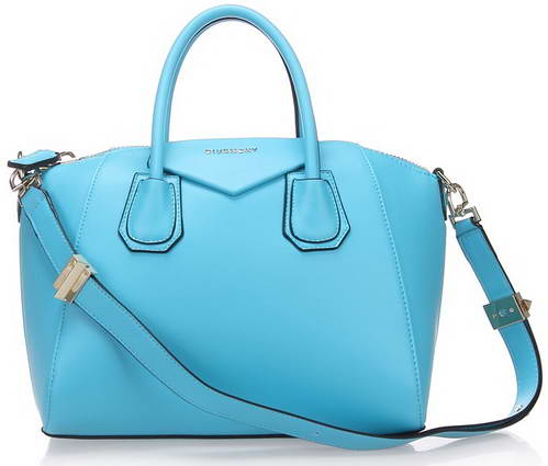 Givenchy Antigona Bag Blue