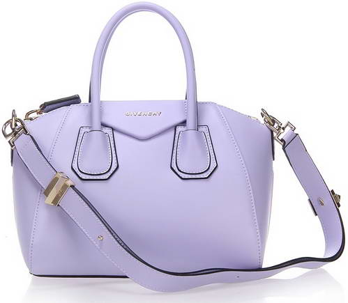 Givenchy Antigona Bag Purple