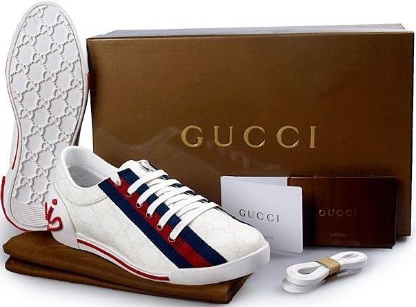 Gucci Sneakers White Wmns (38)