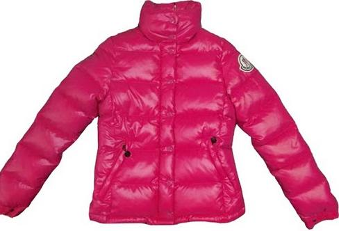 Moncler Clairy Jacket Pink Wmns