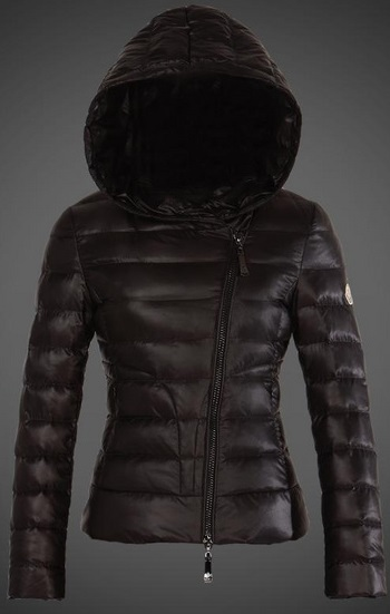 Moncler Ilay Hooded Jacket Black Wmns