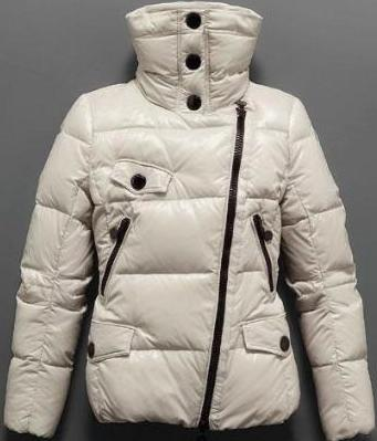 Moncler Indre Jacket White Wmns