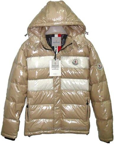 Moncler Thomas Jacket Beige Mens