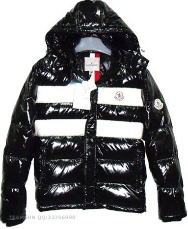 Moncler Thomas Jacket Black Mens