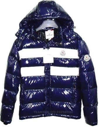 Moncler Thomas Jacket Navy Mens