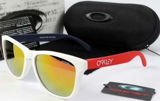 Oakley Sunglasses Nr. 01 Red