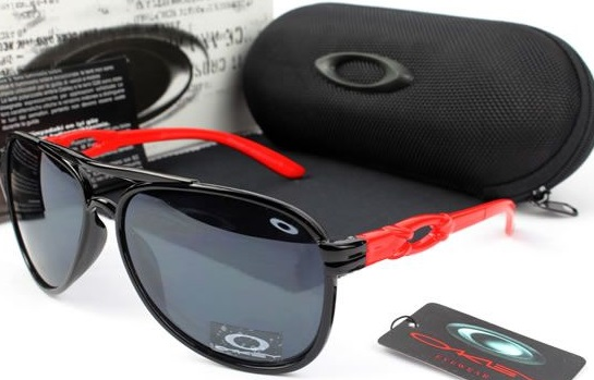 Oakley Sunglasses Nr. 04 Red