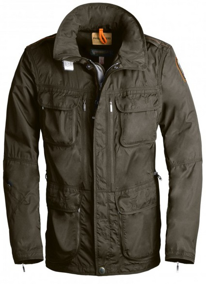 parajumpers mens desert jacket