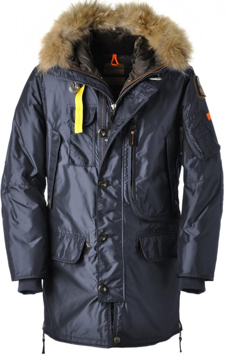 Parajumpers PJS Kodiak Parka Navy Mens